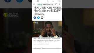 Is this the end of R. Kelly's career,I think so!