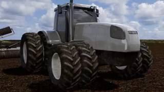 Installation on agricultural machinery - STEINBAUER Performance Power Module