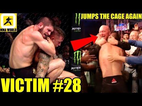 MMA Community Reacts