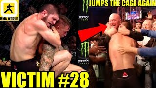 Download MMA Community Reacts to the Complete DOMINATION by Khabib over Dustin Poirier,UFC 242 results Mp3 and Videos