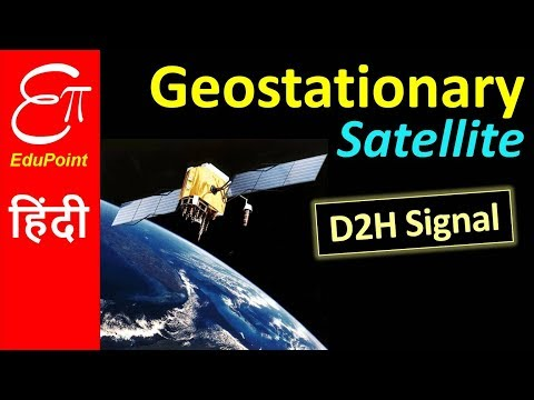 Geostationary Satellite | in HINDI