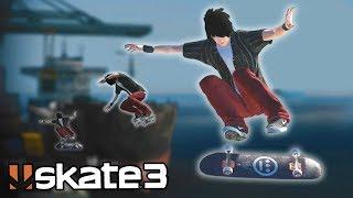 Skate 3: OCEAN GAP CHALLENGE!? | Epic Challenges