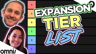 Pathra's Expansion Tier List w/ Zalae