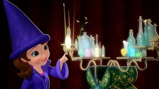 София Прекрасная - Подмастерье Седрика - Серия 4, Сезон 1 | Мультфильм Disney про принцесс