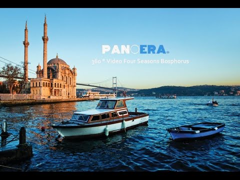 360 ° Video Four Seasons Bosphorus, Istanbul -- Panoera Turkey