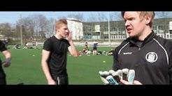 Joukkue kentällä, joukkue konttorilla | FIFU - Finanssifutis tapahtumavideo
