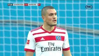 GOL: Bayer Leverkusen 2 - 0 Hamburger SV