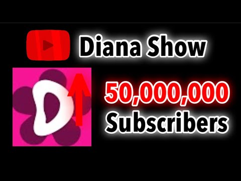 Kids Diana Show Hitting 50 Million Subscribers | Moment [25]