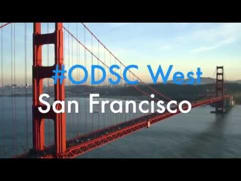 ODSC West 2015  Charles Givre:  Drill & Zeppelin  Two promising tools...