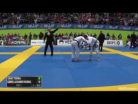 Caio Terra vs Gabriel Rosberg / European Championship 2016