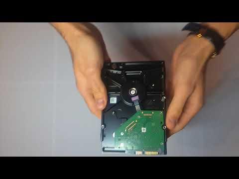 Жесткий диск Seagate IronWolf HDD 4TB 5900rpm 64MB ST4000VN008 3.5 SATAIII