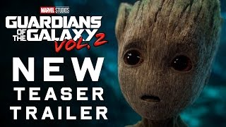 Repeat youtube video Guardians of the Galaxy Vol. 2 Teaser Trailer