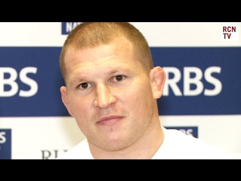 Dylan Hartley Interview - England Rugby Captain 2016