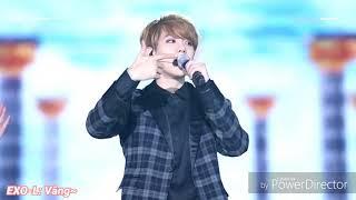 Gambar cover [Happy Baekhyun Day] 1 2 3 我爱你 - 123 Em yêu anh ♡
