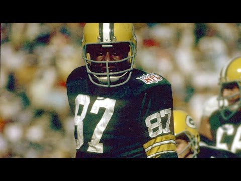 #86: Willie Davis | The Top 100: NFL's Greatest Players (2010) | NFL Films