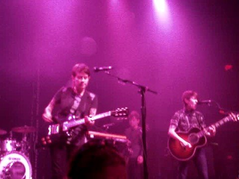 Tegan & Sara Rams Head live Wikipedia & Walking With a Ghost