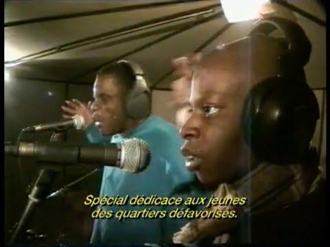 Paris New York au coeur des ghettos 12/03/97 Marche du siècle