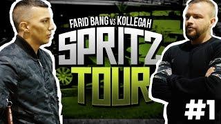 Farid Bang vs. Kollegah ► SPRITZTOUR ◄ [ Teil 1/4 ]