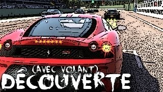 Test Drive : Ferrari Racing Legends + Volant xbox 360 | Découverte [HD]