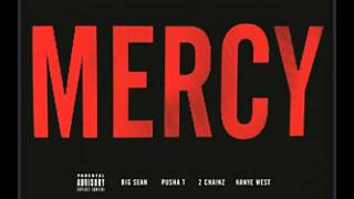 Kanye West - Mercy feat. Big Sean, Pusha T & 2 Chainz