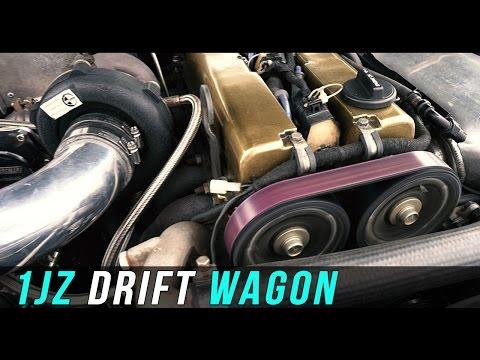 Nissan 1JZ drift