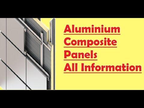 Aluminium Composite Panels-ACP All Information