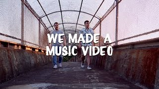 BIRTHDAY MONTH VLOG: WE MADE A MUSIC VIDEO