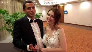 Ведущий Рубен Мхитарян - отзыв. Русская, египетская, межнациональная свадьба в Москве