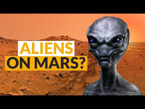 Alien Life On Mars! *Proof*