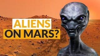 Alien Life On Mars! *Proof*