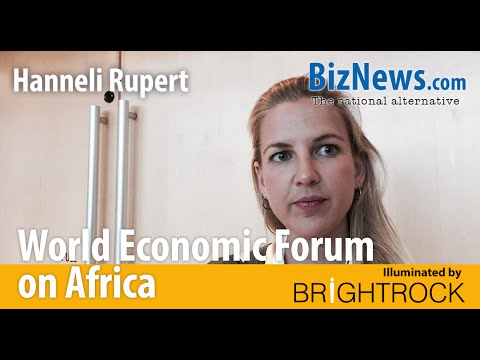 Hanneli Rupert: WEF Young Global Leader, fashion entrepreneur