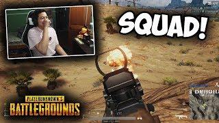 Playing PUBG Xbox with Militia!