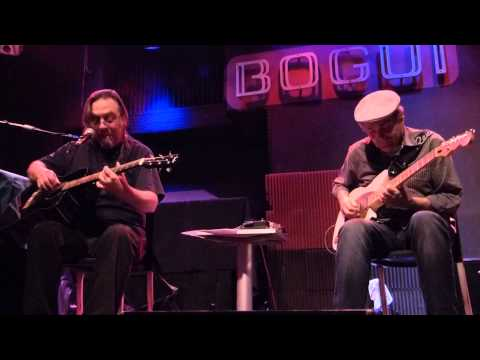 "SMILING JACK & DAVID GWYNN ""You can't get there from here"" / Bogui Jazz, 11 junio 2014"