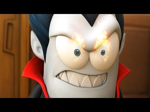 Spookiz | Fire In His Eyes | 스푸키즈 | Zombie Cartoon | Kids Cartoons | Videos For Kids