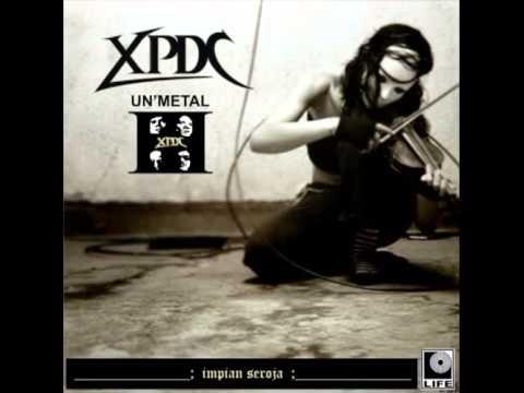 XPDC- impian seroja {un'metal}