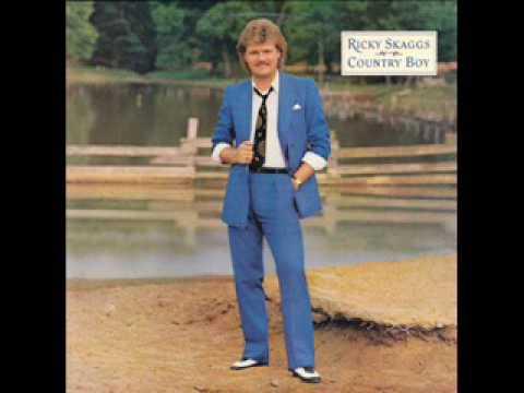 Ricky Skaggs ~ Brand New Me (Vinyl)