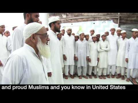 Muslim Outreach : Shaarik H.Zafar visit to Delhi