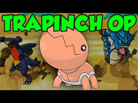 VGC TRAPINCH IS A GOD!