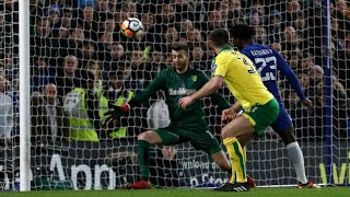 M Batshuay Chelsea 1 - 0 Norwich City M Batshuay highlight