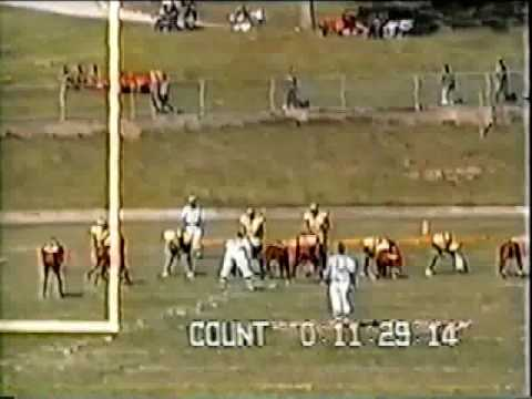 Kentucky State University Football - Marcus Gordon OT ...