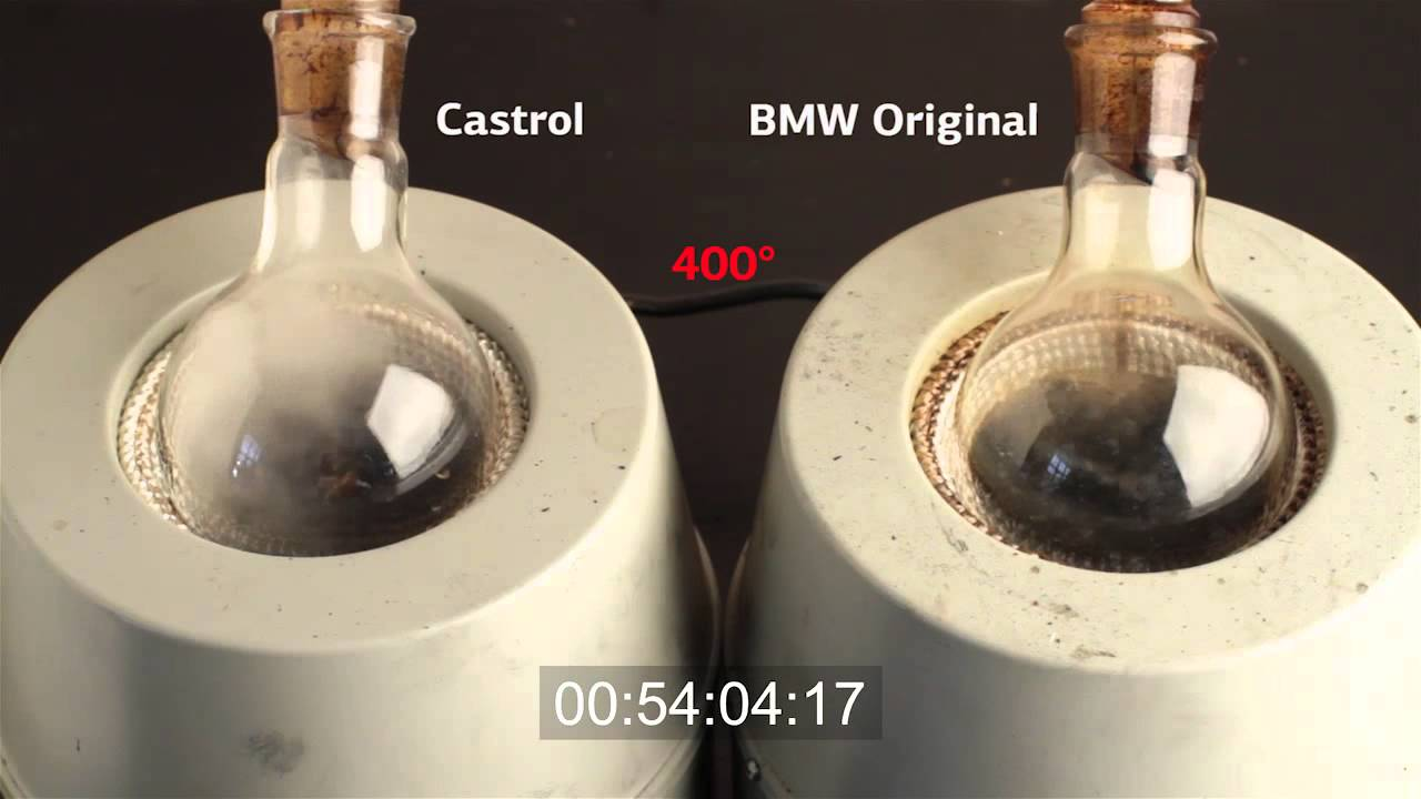 castrol edge vs bmw ll04 0w40 oils contest youtube. Black Bedroom Furniture Sets. Home Design Ideas