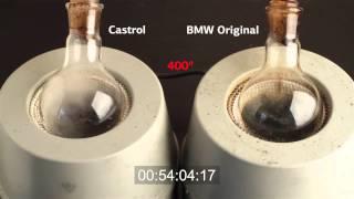 castrol edge vs bmw ll04 0w40 oils contest