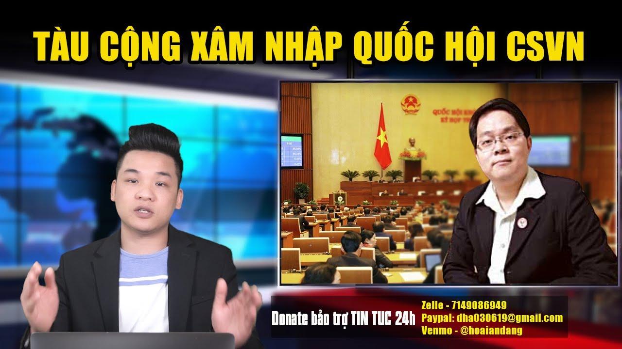Gián điệp Trung Cộng ứng cử đại biểu quốc hội CSVN, hiểm hoạ giặc Tàu không còn xa?