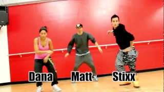 THRIFT SHOP - Macklemore Dance | Choreography by Matt Steffanina & Dana Alexa ft Ryan Lewis & Wanz