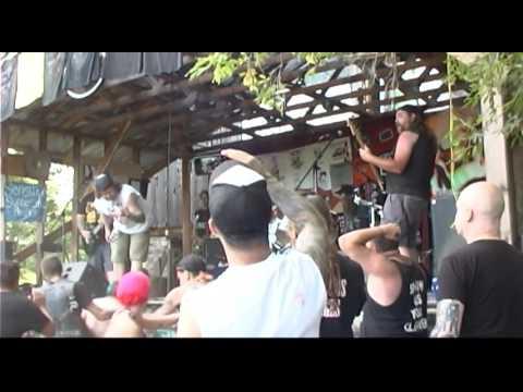 Gag Order From Brantford, ON Live at Spiderfest 2016