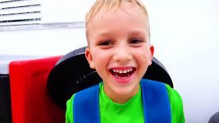 Vlad dan mobil barunya