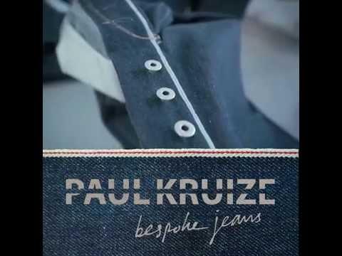 Paul Kruize - bespoke jeans - teaser