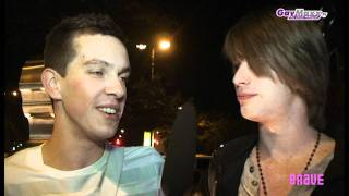 Nina queer spezial - brave@gaymaxx.tv in hamburg