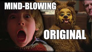 THE SHINING: Danny's ordeal and the bear costumed man