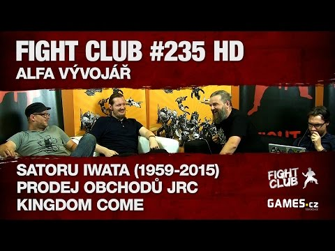 Fight Club #235 HD: Alfa vývojář
